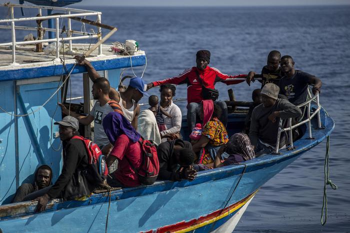 Lampedusa: secondo sbarco in poche ore
