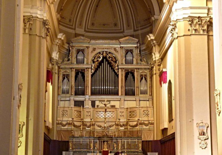 I virtuosismi organistici di Luca Tomarchio