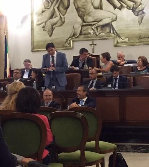 Catania, la relazione annuale del sindaco Pogliese dal dissesto al piano di rinascita