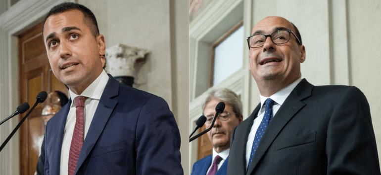 """Musumeci: """"Il Sud assente nel governo M5s-Pd"""". Cappello (M5s): """"Critiche premature"""""""