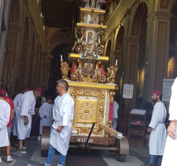 Linguaglossa, grandi festeggiamenti per Sant'Egidio