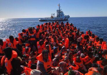 Ong e naufraghi: tra diritto internazionale, difesa dei confini e umanità