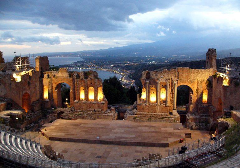 L'Aida a Taormina