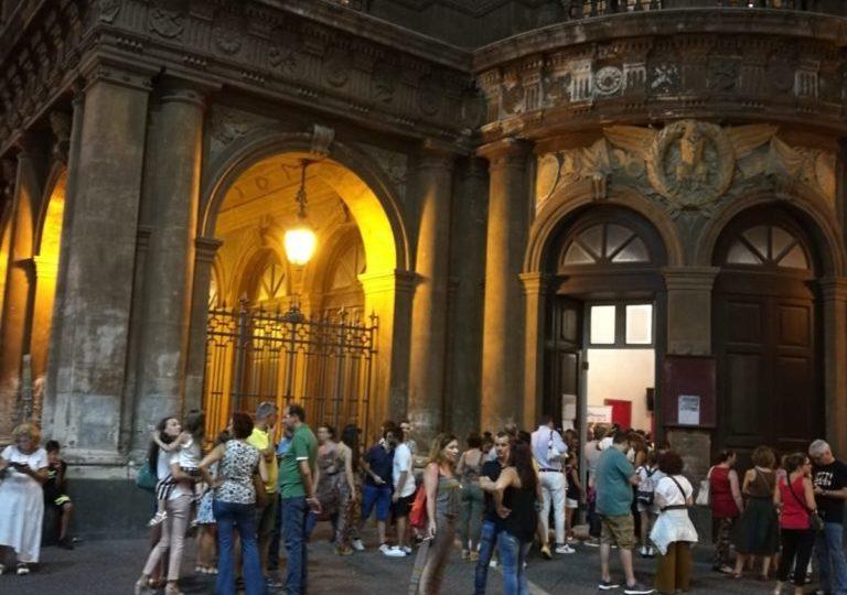 Catania, porte aperte al Teatro massimo Bellini