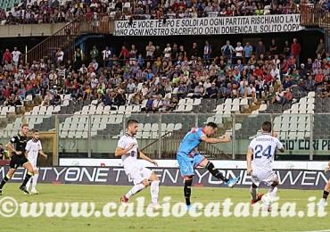 Reggina-Catania: scontro tra big