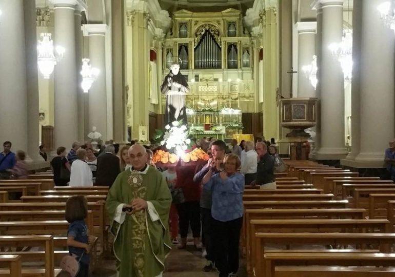 Giarre festeggia San Pio