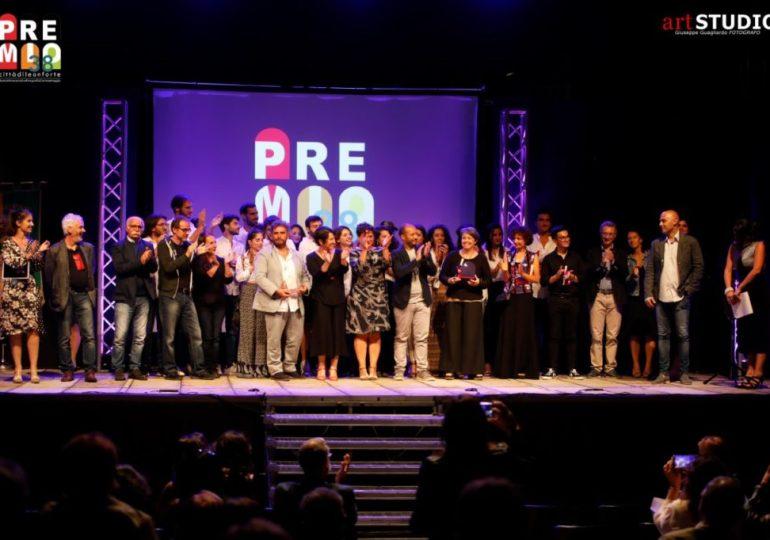 """Il Premio nazionale città di Leonforte: per la sezione teatro """"LALTRA"""" di Franca De Angelis"""