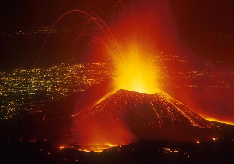 Da centocinquanta anni si distilla l'Etna
