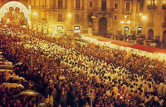 Riccardo Tomasello presidente del Comitato per la festa di Sant'Agata