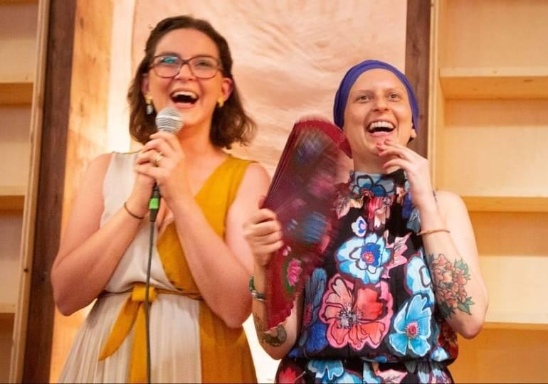 La passione e il coraggio delle sorelle Sciacca: il 15 settembre riapre la storia libreria Prampolini