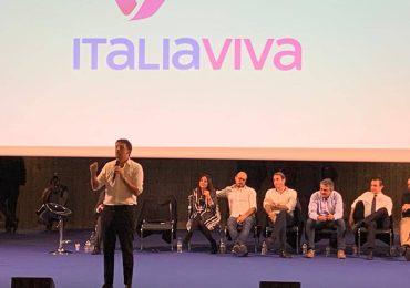 Il lancio di Italia Viva a Catania: il vulcano risponde con il botto. Renzi lancia il partito a casa Sammartino