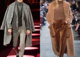 Libertà e comodità, la tendenza moda uomo e donna per l'autunno - inverno 2020