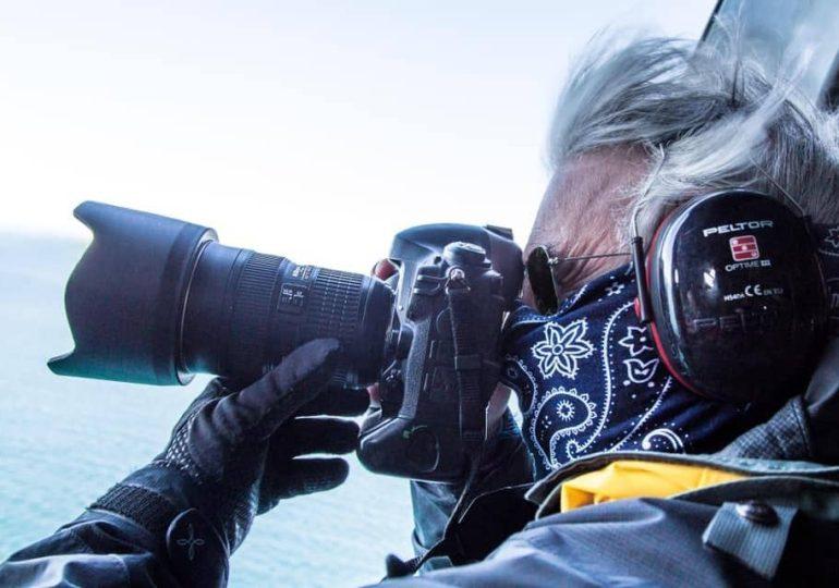 """Fotografia aerea: Fabrizio Villa: """"In volo respiro ogni mio scatto"""""""