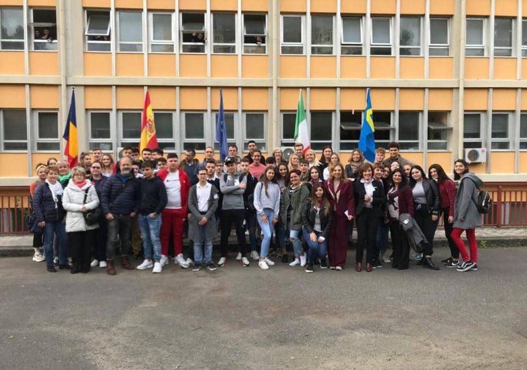 Giovani e futuro: a Catania nuovi progetti Erasmus all'istituto Cannizzaro