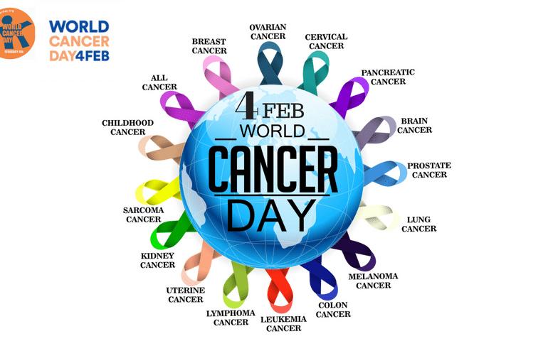 World Cancer Day. Contribuisci anche tu al messaggio globale contro il cancro