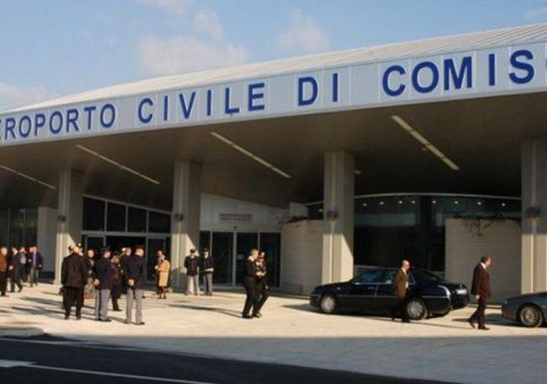 Emergenza Coronavirus: chiude l'aeroporto di Comiso