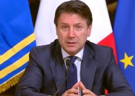 """Coronavirus, Giuseppe Conte: """"Stop in tutta Italia alle attività produttive non essenziali"""""""