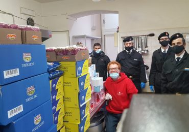 La rete della solidarietà delle parrocchie catanesi nell'emergenza coronavirus