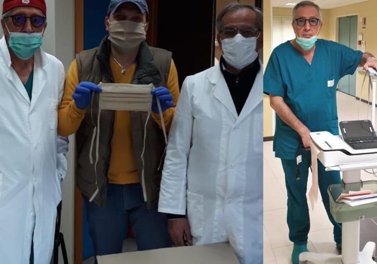 Coronavirus, ASP di Catania ringrazia imprese e associazioni per mascherine e DPI