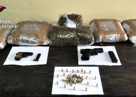 Mafia: 46 arresti, decapitato il clan Brunetto