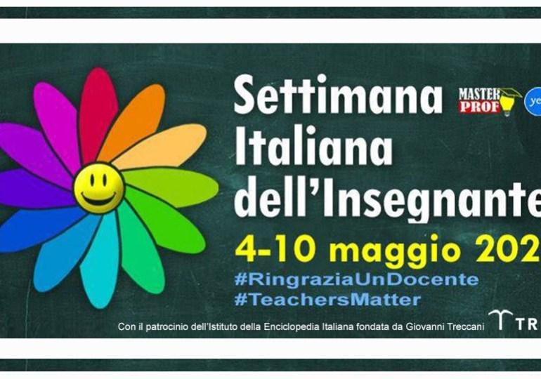 Io speriamo che me la cavo. Tre seminari in occasione della Settimana Italiana dell'Insegnante