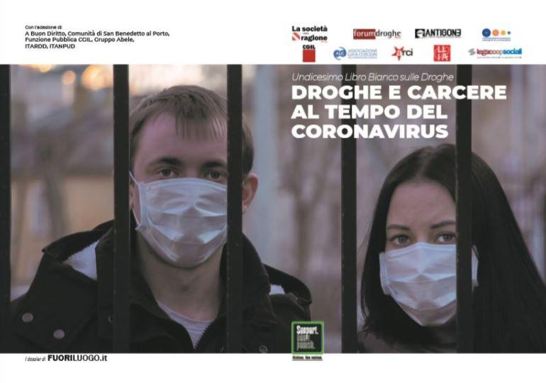 """Droga, Undicesimo libro bianco. Leonardo Fiorentini: """"sulle droghe permane il tabù"""""""