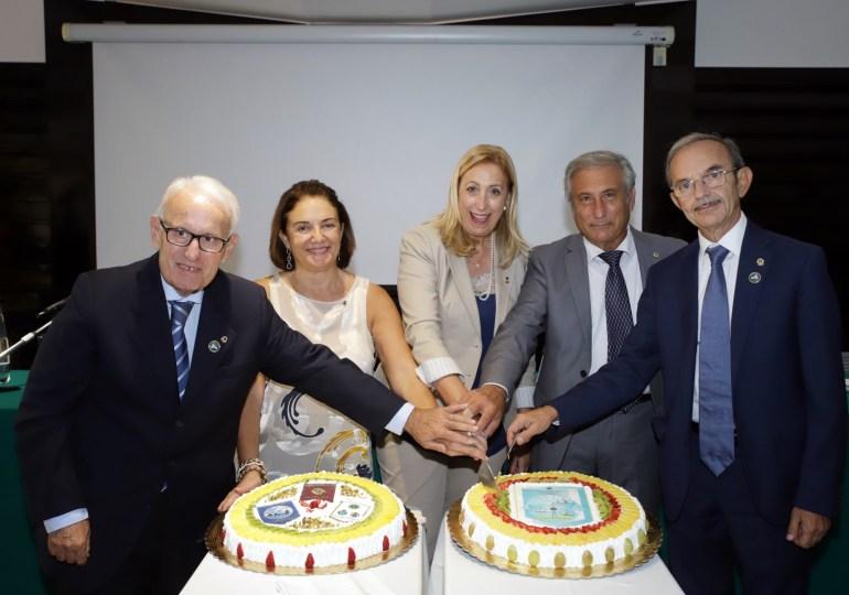 Il Governatore del Lions Sicilia in visita ai club della riviera jonica