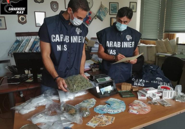 """""""Cannabis automatica"""", arrestato il gestore di un Grow shop"""