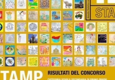 Caltagirone, Siti Unesco del Sud Est: a una studentessa il secondo premio del concorso Id Stamp, francobolli identitari