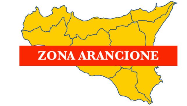 Covid-19: la Sicilia zona arancione, ecco cosa cambia
