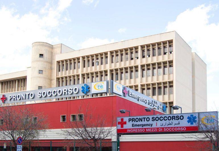 Covid-19: focolaio al Pronto Soccorso Civico Palermo,14 positivi