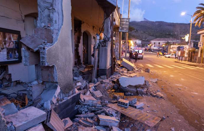 Il terremoto dei Santi. Fare memoria, ma non è solo speranza