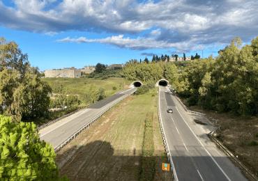 Lavori e interdizioni al traffico sulla Autostrada Messina-Palermo