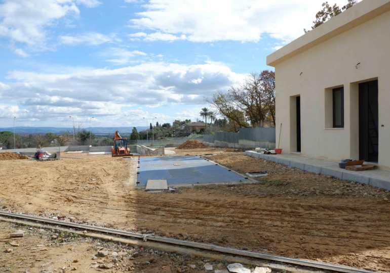 Caltagirone, quasi completato il Centro comunale di raccolta dei rifiuti