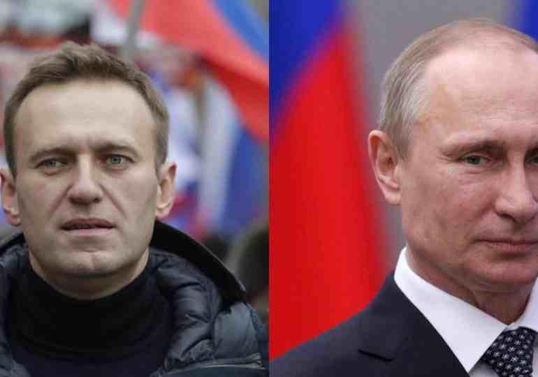 Navalny e Putin: il Cremlino trema