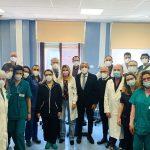 Riabilitazione cardiorespiratoria post-Covid, apre al Garibaldi il primo Centro in Sicilia per il recupero psico-fisico del paziente