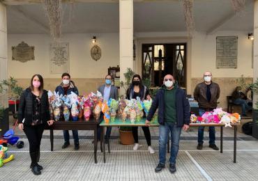 Pasqua con Acli Catania: il vortice d'amore della solidarietà con più di 300 doni destinati ai bambini