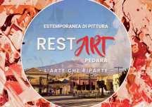 """Pedara: l'arte che riparte, """"RestArt"""" una estemporanea di pittura dal 6 all'8 agosto"""