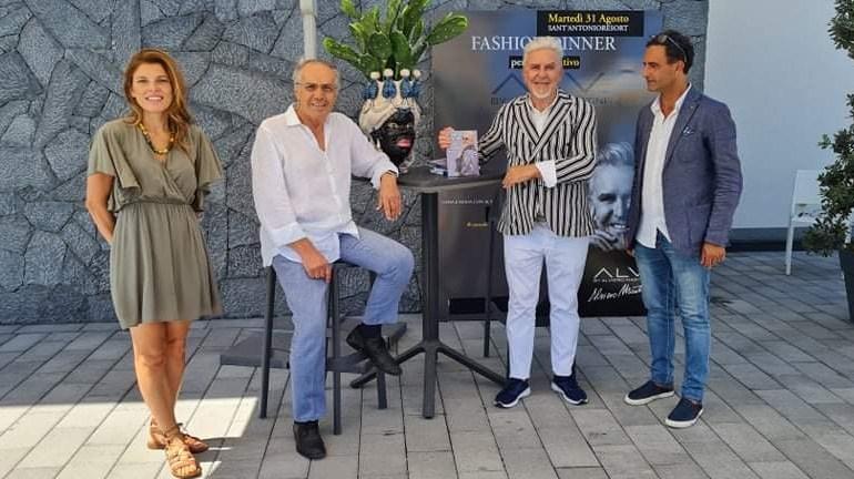 """Riposto: Spettacolo, cultura e alta moda al """"Fashion in tour"""" by Alviero Martini"""