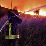 Incendi: Draghi firma, mobilitazione per la Sicilia
