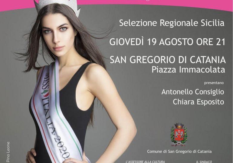 Miss Italia a San Gregorio