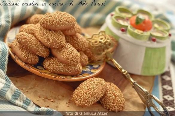 Biscotti Regina, ricetta siciliana originale