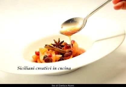 Zuppa di mele cotogne speziate