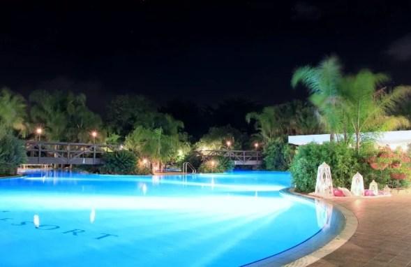 Oleandri hotel Paestum