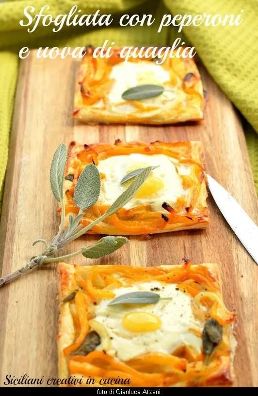 ピーマンでパイ, セージとウズラ卵: おいしいと簡単なレシピ