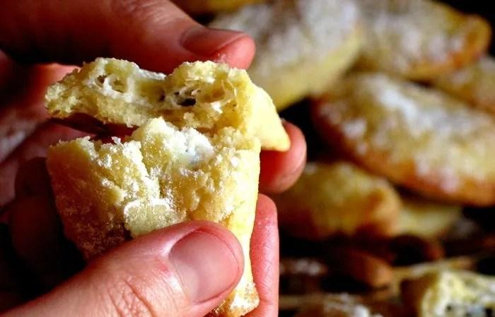 Sicilian ricotta and chocolate baked Cassatelle