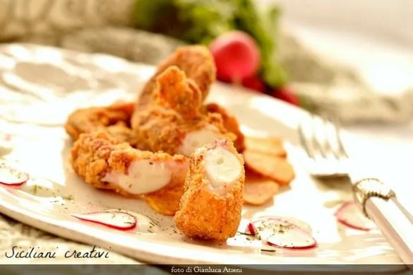 Polpo fritto con patatine: un modo insolito e originale di preparare il polpo verace