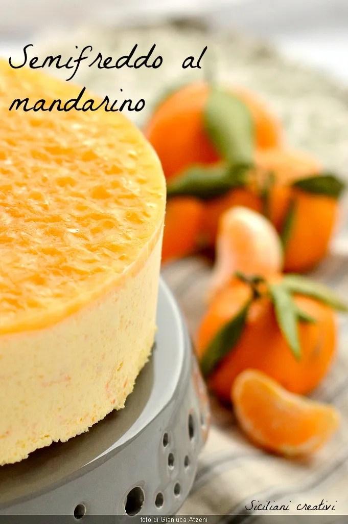 Tangerine Parfait
