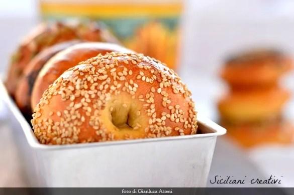 I bagel, ricetta originale