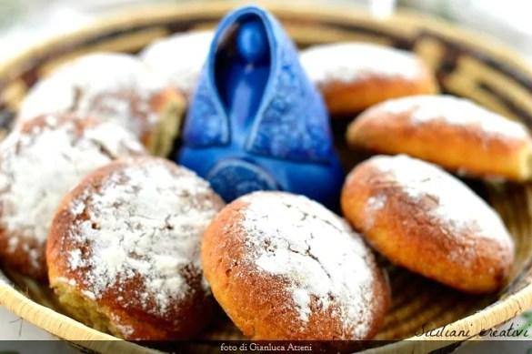 Pane di ricotta sardo (pani de arrescottu)